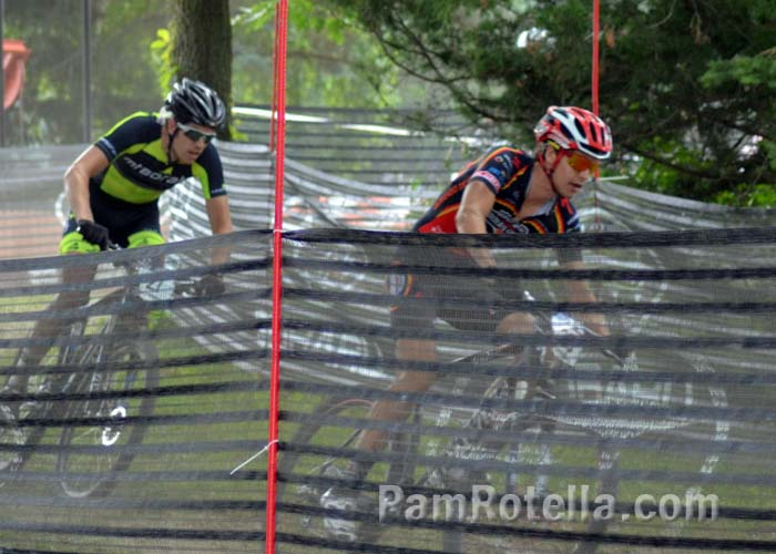 Pro Men's race, photo by Pam Rotella